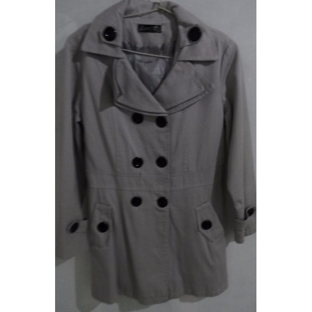 [PRELOVED) LONG COAT UNBRANDED ALL SIZE