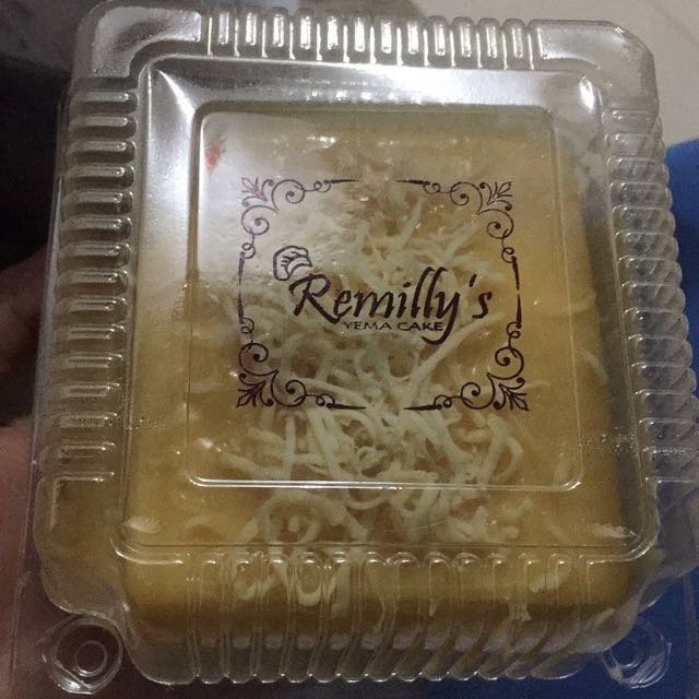 Remilly's Yema Cake