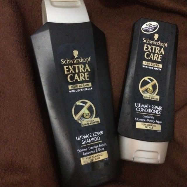 Schwarzkopf Shampoo n Conditioner