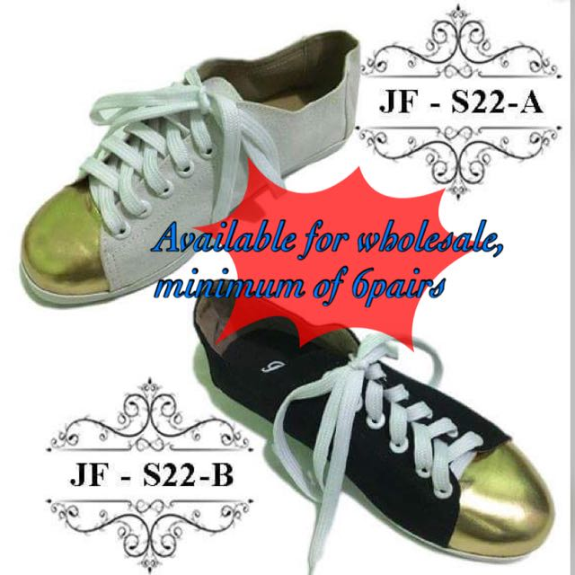 Sneakers Made In Liliw Laguna