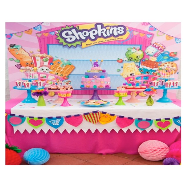graphic regarding Shopkins List Printable titled SHOPKINS Themed Birthday Bash (Occasion Components) Pls Communicate