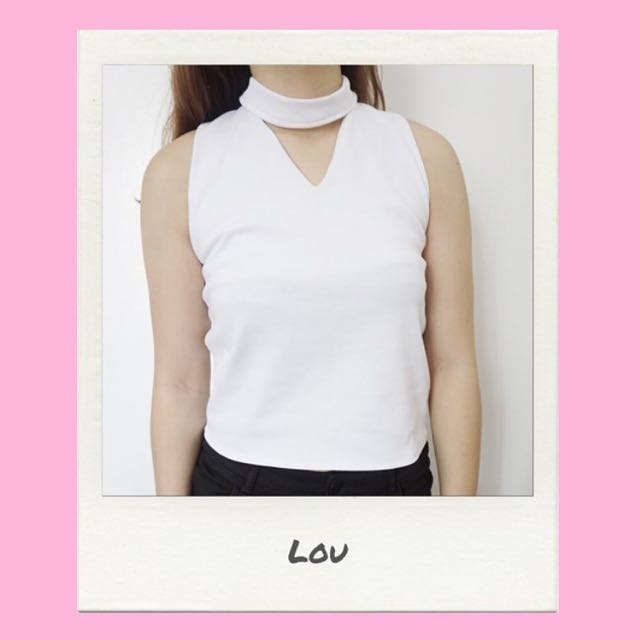 Sleeveless Choker