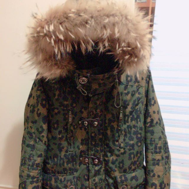轉賣~Sly N3B 2013年限定特別色豹紋迷彩N3B