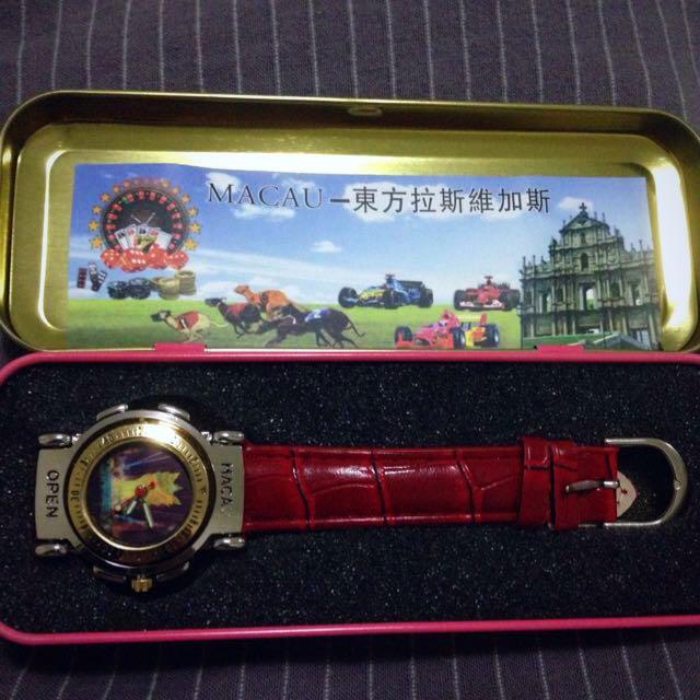 Watch From Macau