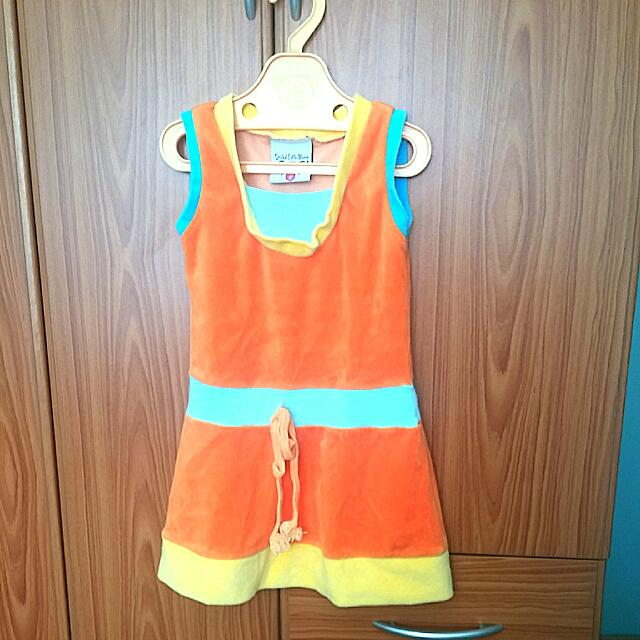 Spoiled Little Mama dress (2T)
