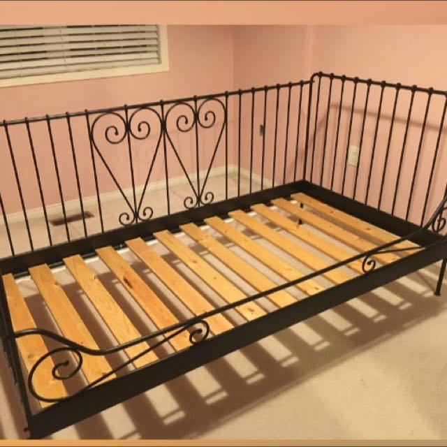 Steel Day Bed