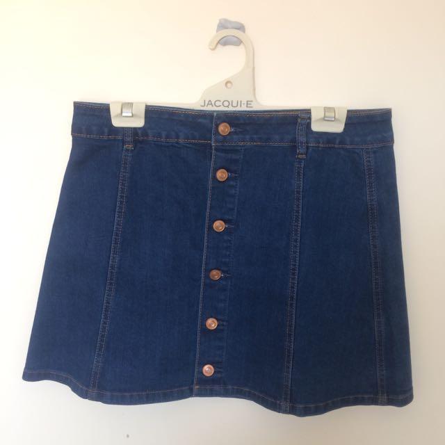 Supre Denim Skirt