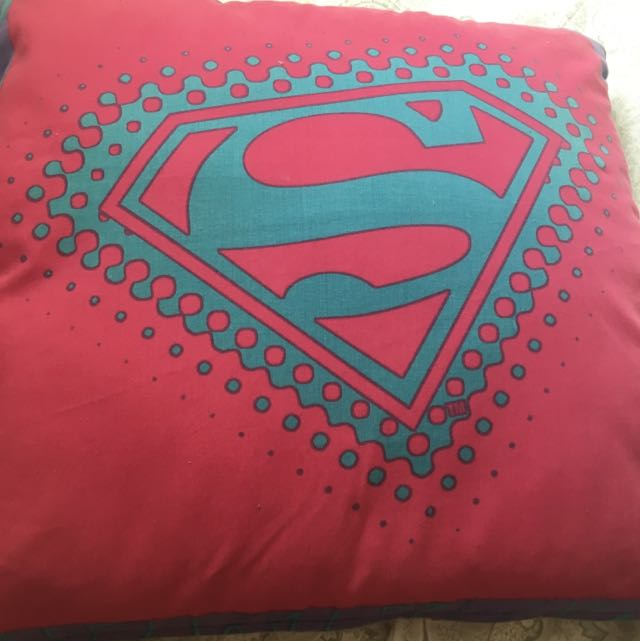 Superman Pillow