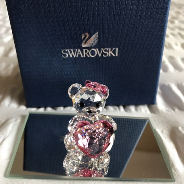 Swarovski Crystal Bear