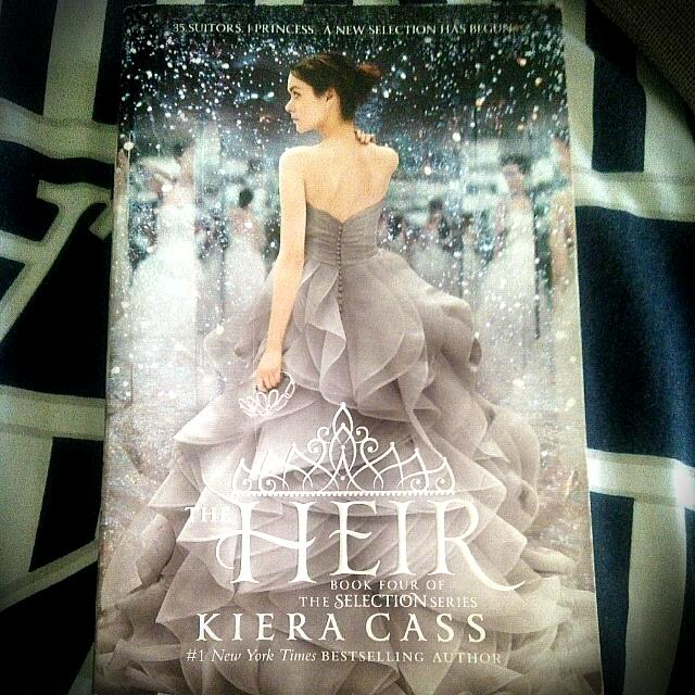 The Heir (Selection Series) By Keira Cass
