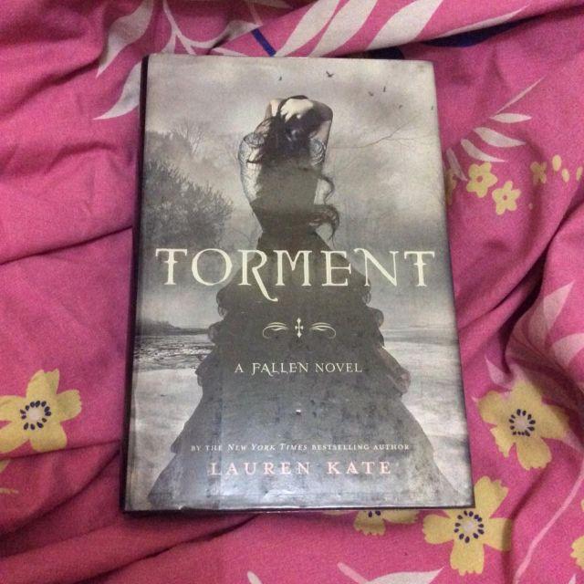 Torment (Fallen #2) by Lauren Kate (HB)