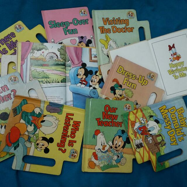 Walt Disney Children's Books