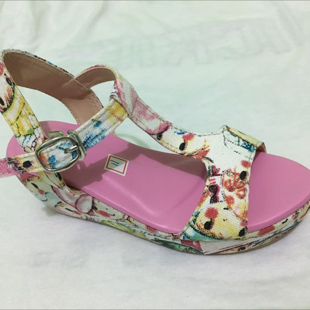 Wedge For Kids Made In Liliw Laguna