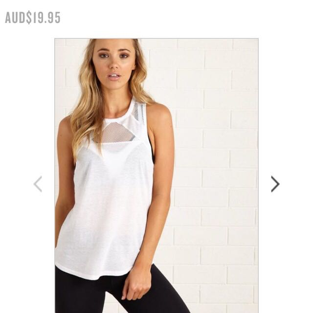 Work Out / Sports Top Cotton On XS