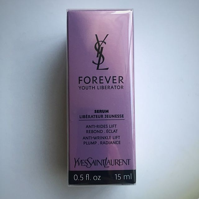YSL Forever Youth Liberator Serum 15ml