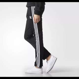 Adidas 長褲 Original 三葉草 三條線 AY8120