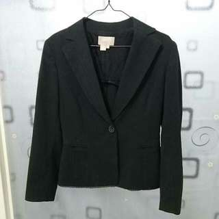 #手滑買太多 🌟G2000黑色西裝外套