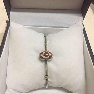 (Preloved) Pandora Bracelet With Charm