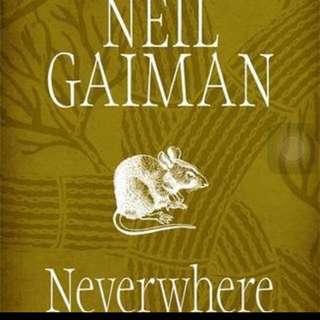 Neverwhere By Neil Gailman