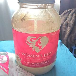 Womens Best Slim Body Shake