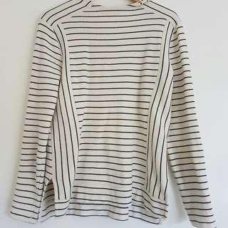 Seed Stripe Light Weight Jumper