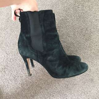 RMK Ankle Boots Suede 7
