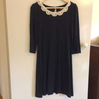 PRINCESS HIGHWAY black Dress Size 10