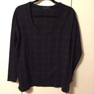 Brandy Melville Plaid Shirt