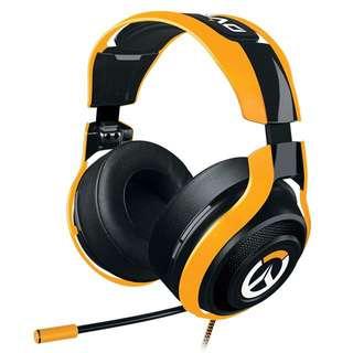 Man O War Overwatch Edition Headset by Razer
