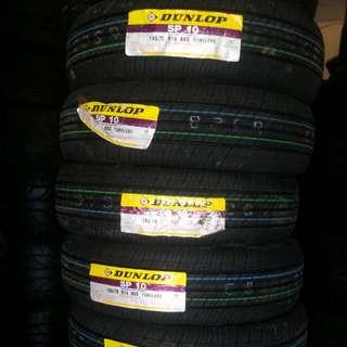Ban Dunlop Baru 185/70R14 Untuk Avanza Dan Xenia