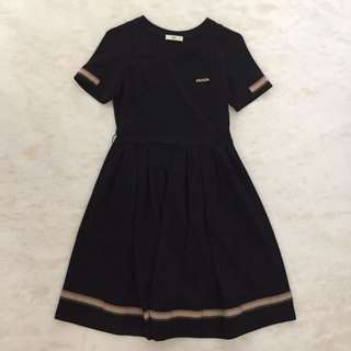 Black Prada Dress