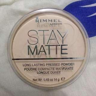 Rimmel Long Lasting Pressed Powder