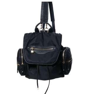 Korean 2-way nylon Bag
