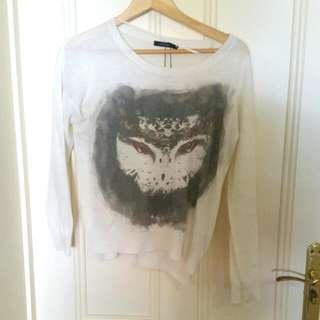 🌜Light Owl Sweater 🌛