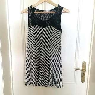🌜Lace Cotton Dress 🌛
