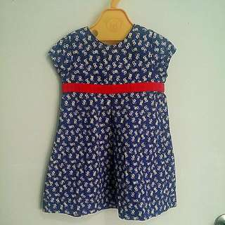 Mothercare Dress (6-9 Mos)