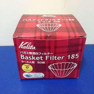 Kalita158手沖咖啡濾紙