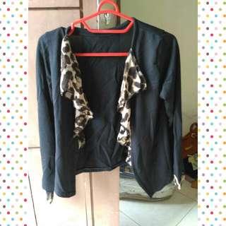 Black Leopard Outers