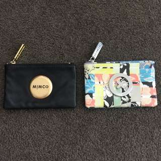 Mimco Small Pouches