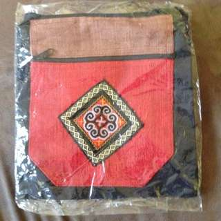 Woven Side Bag