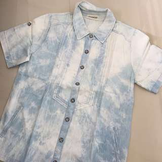 Dye Shirt Denim