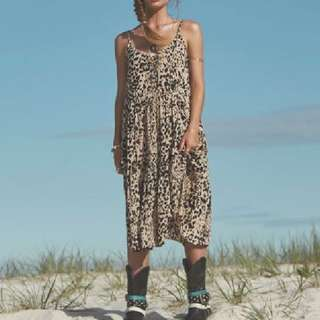 Auguste The Label Chasing Waves Dress