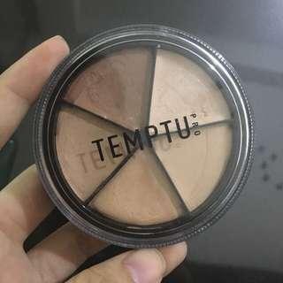 Temptu Concealer Wheel