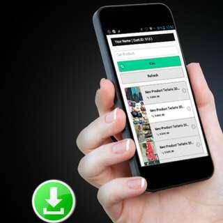 Aplikasi Penjualan Online