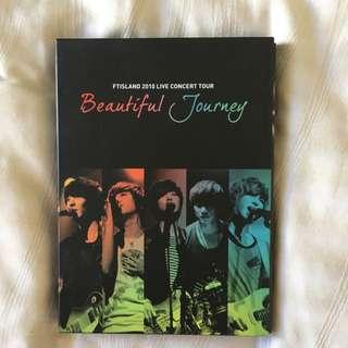 FT Island 2010 Live Concert Tour - Beautiful Journey