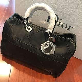 "Authentic Christian Dior Granville Bag 35"" Perfect Condition $2200"