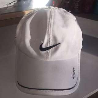 Women's White Nike Hat