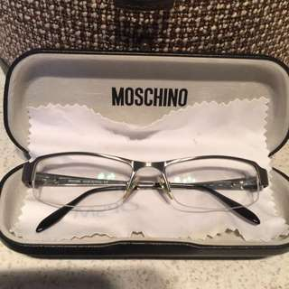 **Reduced For Quick Sale**Authentic Moschino Glasses