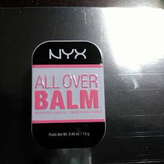 NYX All Over Balm (Infused with Argan Oil)