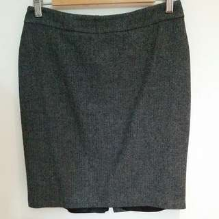 Grey Skirt - Size 10